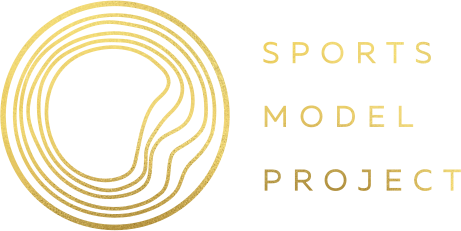 The Sports Model Project logo for Stripe